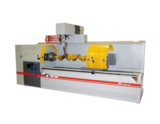 Crankshaft welding machine